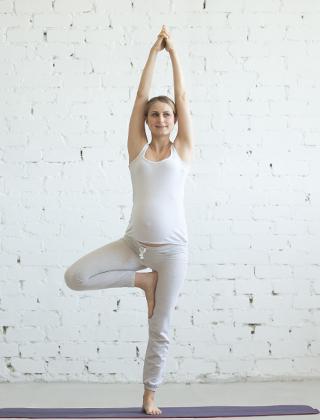 pilates-para-embarazadas-en-casa