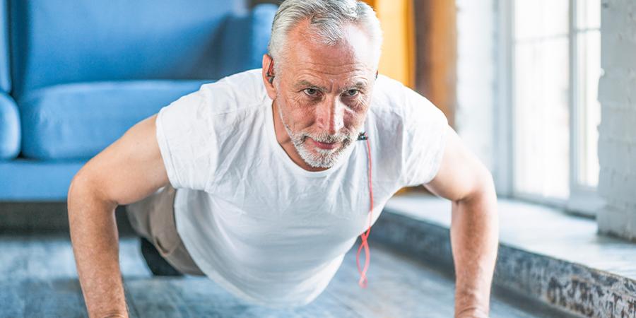 Deporte en casa – 5 trucos para ejercitarte a diario