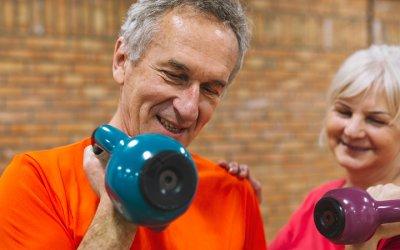 Ejercicios de pilates para mayores – Tabla y consejos